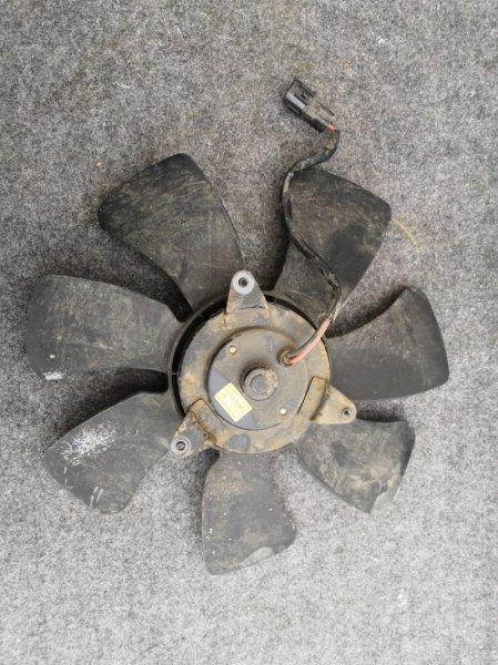 Моторчик вентилятора охлаждения Nissan Almera Classic B10 QG16 2006 (б/у)