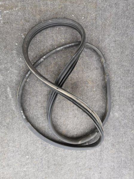 Уплотнительная резинка Nissan Almera Classic B10 QG16 2006 задняя левая (б/у)