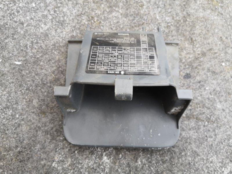 Пластик салона Nissan Almera Classic B10 QG16 2006 передний (б/у)