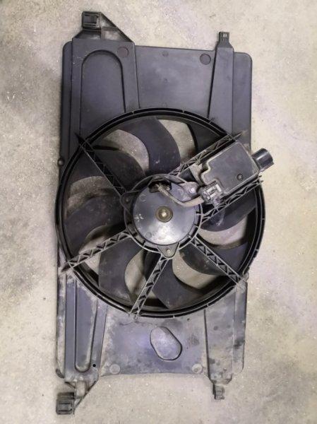Диффузор Ford Focus 2 CB4 SHDA 2008 передний (б/у)