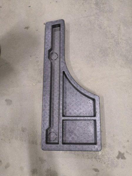 Пол багажника Ford Focus 2 CB4 SHDA 2008 задний левый (б/у)