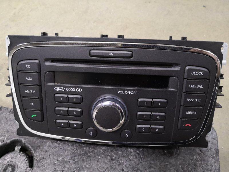 Магнитофон Ford Focus 2 CB4 SHDA 2008 (б/у)