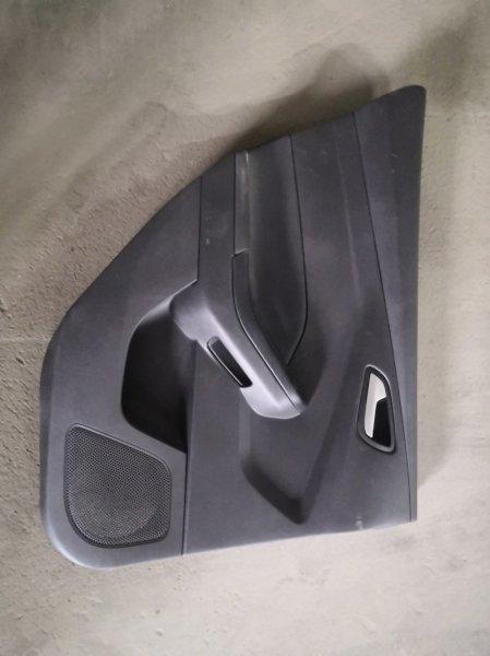 Обшивка двери Ford Focus 3 CB8 IQDB 2010 задняя левая (б/у)