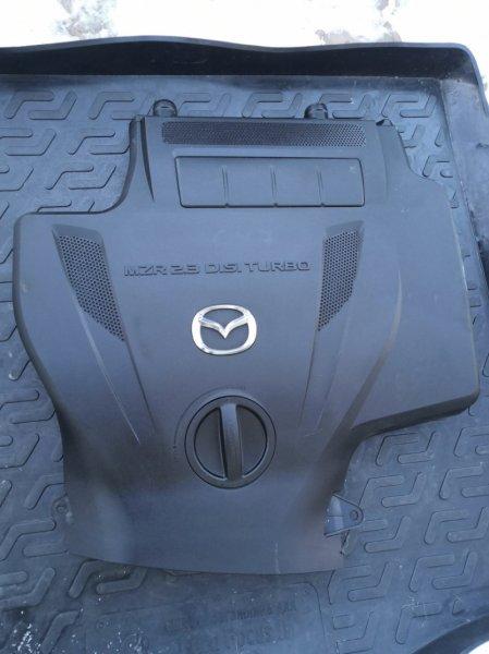 Крышка двигателя Mazda Cx-7 ER L3 2006 (б/у)