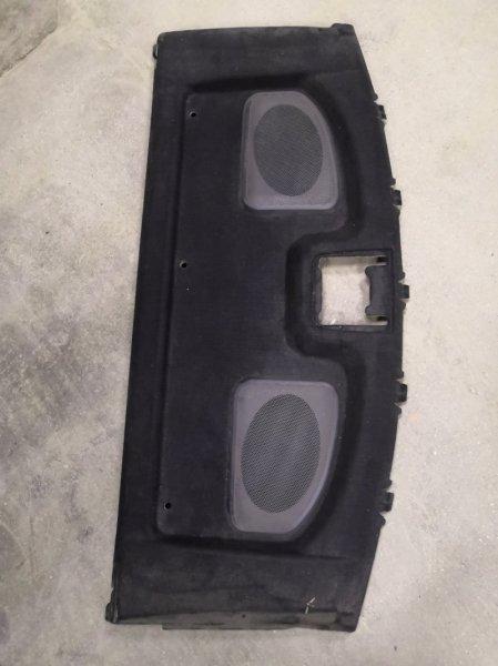 Полка багажника Lifan Solano 620 LF481 2010 задняя (б/у)
