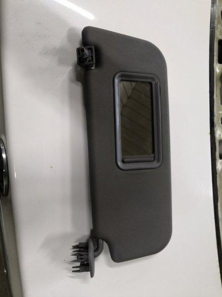 Козырек солнцезащитный Lifan Solano 620 LF481 2010 передний левый (б/у)
