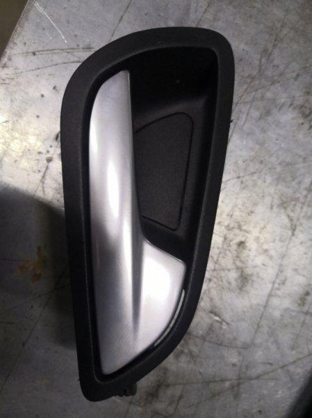 Ручка двери внутренняя Ford Focus 3 CB8 2010 передняя правая (б/у)