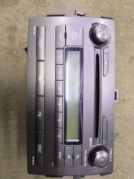 Магнитофон Toyota Corolla E150 1ZR-FE 2006 (б/у)