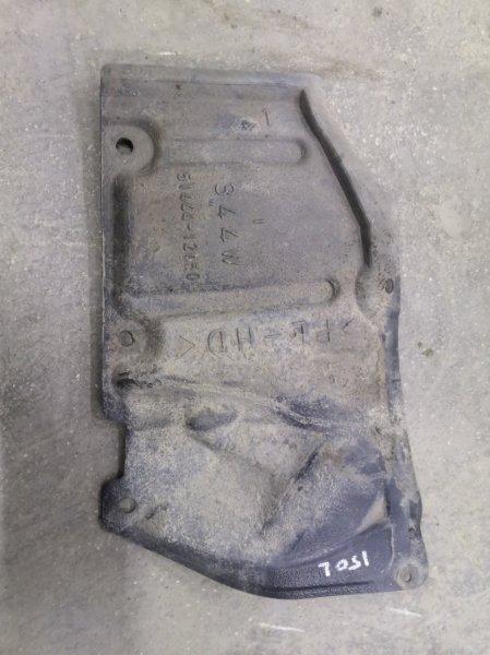 Защита двигателя Toyota Corolla E150 1ZR-FE 2006 передняя левая (б/у)