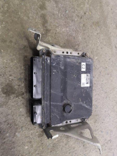 Блок управления двс Toyota Corolla E150 1ZR-FE 2006 (б/у)