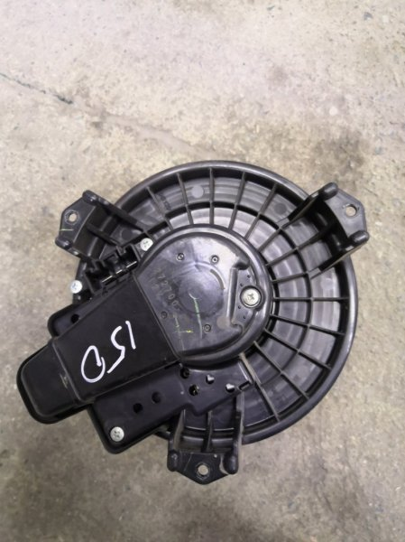 Мотор печки Toyota Corolla E150 1ZR-FE 2006 (б/у)