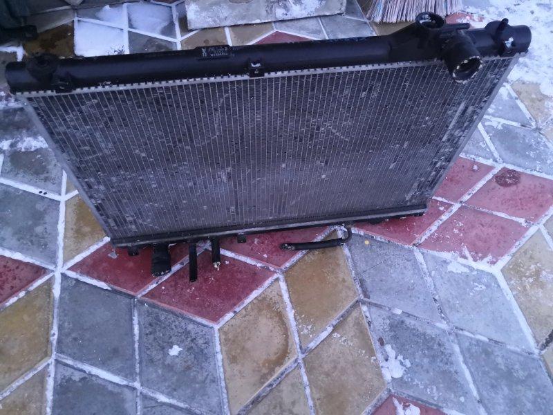 Радиатор двс Lexus Rx300 XU10 1MZ-FE 2000 (б/у)