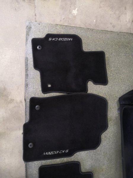 Коврики комплект Mazda Cx-5 KE 2011 (б/у)