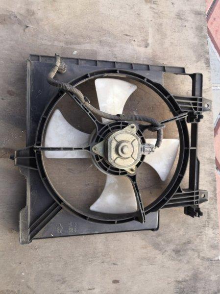 Вентилятор радиатора Nissan March K11 1992 (б/у)