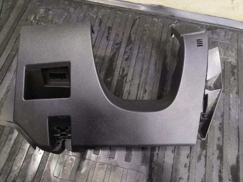 Накладка на торпедо нижняя Mazda Mazda3 BL Z6 2009 передняя (б/у)