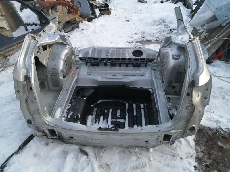 Задняя часть автомобиля Volkswagen Passat B6 2005 (б/у)
