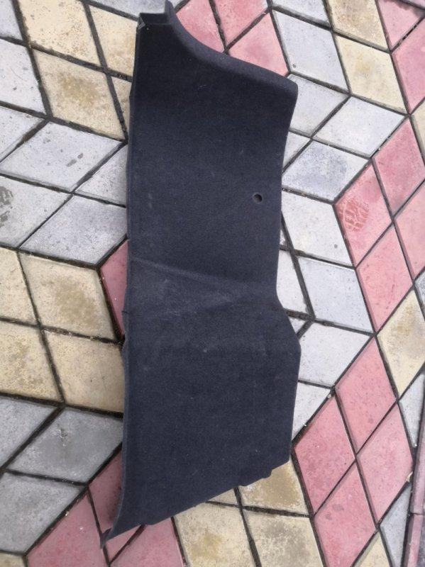Обшивка багажника Toyota Caldina T190 1991 задняя левая (б/у)