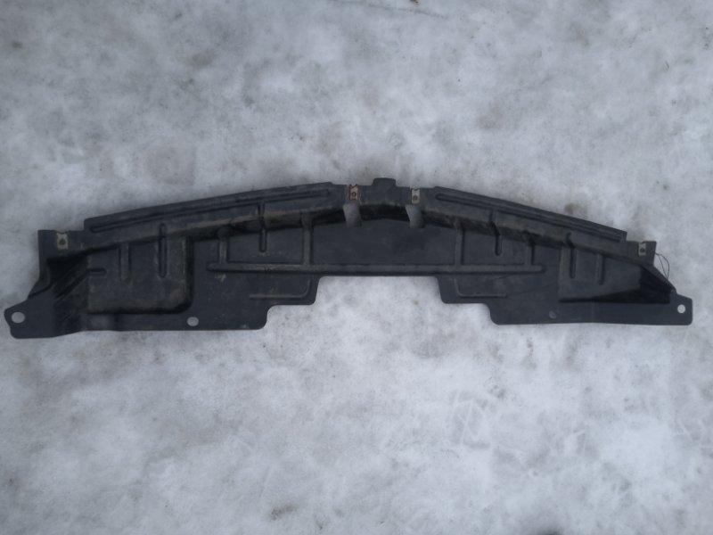 Защита двигателя Nissan Primera P12 2001 передняя (б/у)
