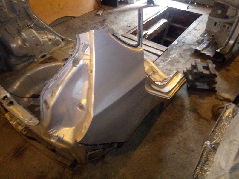 Крыло Hyundai Solaris RB 2011 заднее правое (б/у)