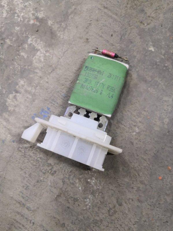 Резистор печки Citroen C1 Р 1KR 2008 (б/у)