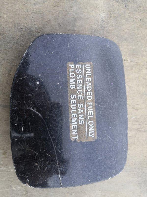 Лючок бензобака Toyota Caldina T210 1995 (б/у)