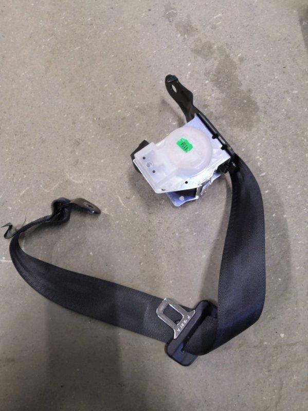 Ремень безопасности Hyundai Solaris RB G4FA 2011 задний правый (б/у)