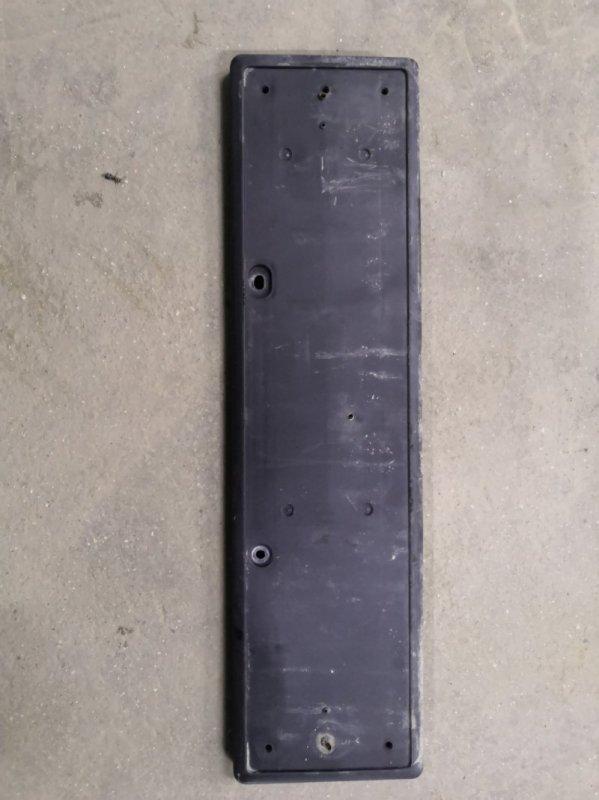 Накладка на бампер Kia Spectra SD S6D 2004 передняя (б/у)