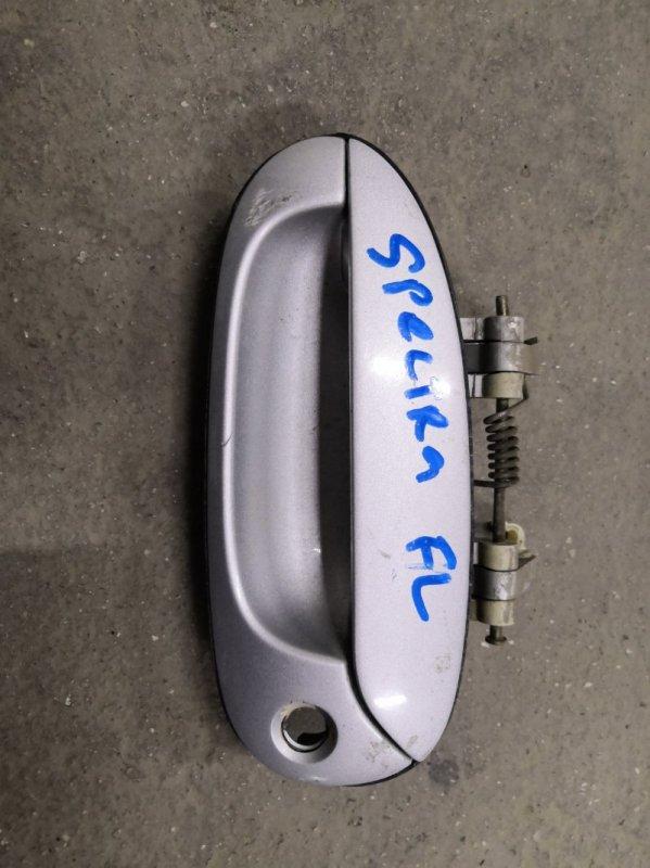 Ручка двери внешняя Kia Spectra SD S6D 2004 передняя левая (б/у)