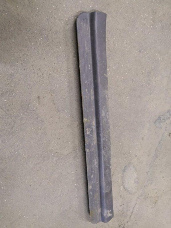 Накладка на порог Kia Spectra SD S6D 2004 передняя правая (б/у)