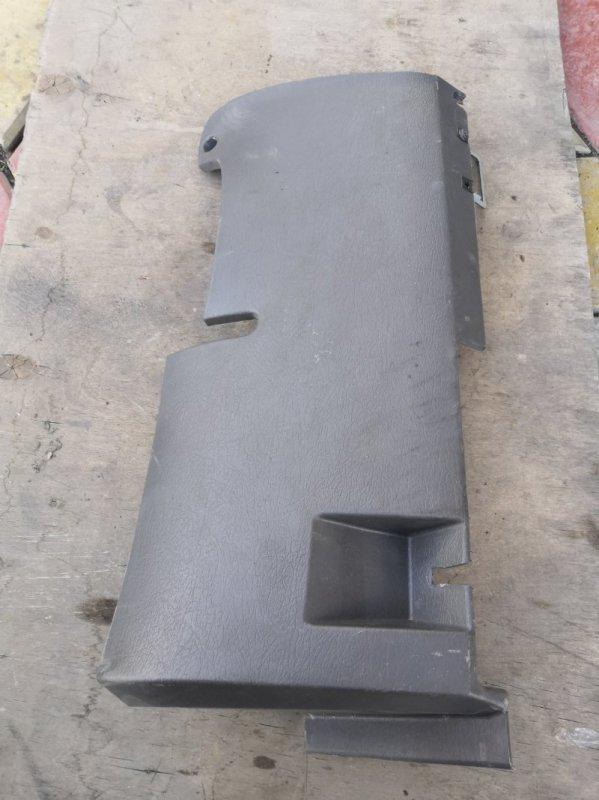 Накладка на торпедо нижняя Kia Spectra SD S6D 2004 передняя (б/у)