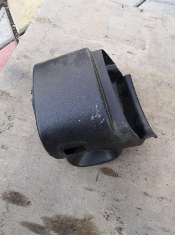 Кожух рулевой колонки Kia Spectra SD S6D 2004 передний (б/у)