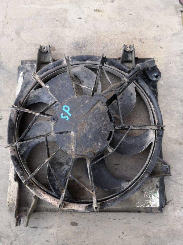 Вентилятор радиатора Kia Spectra SD S6D 2004 (б/у)