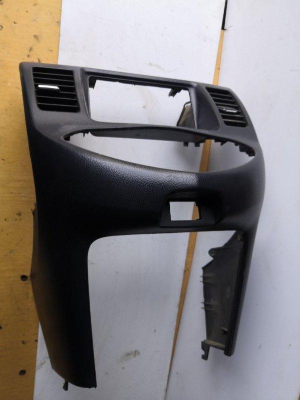 Пластик салона Nissan Primera P12 QR20 2001 (б/у)