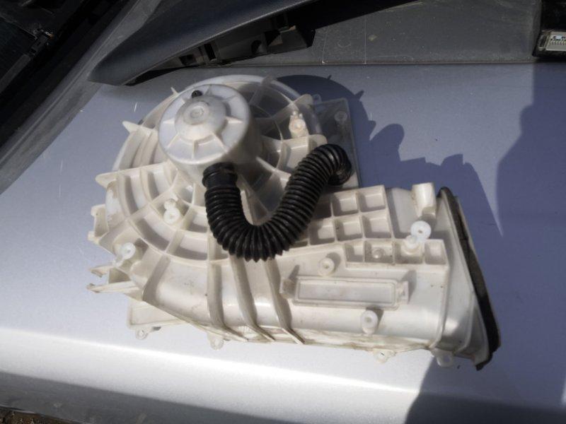 Мотор печки Nissan Primera P12 QR20 2001 (б/у)