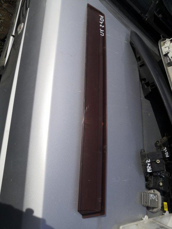 Ветровик Nissan Primera P12 QR20 2001 задний правый (б/у)