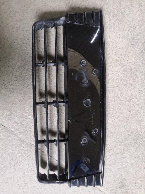 Решетка радиатора Ford Focus 3 CB8 XQDA 2011 передняя (б/у)