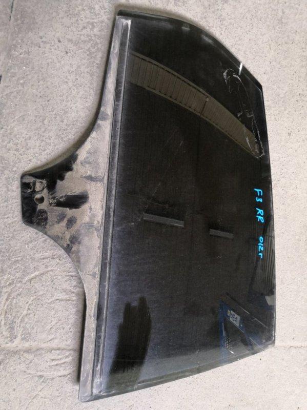 Стекло Ford Focus 3 CB8 XQDA 2011 заднее правое (б/у)