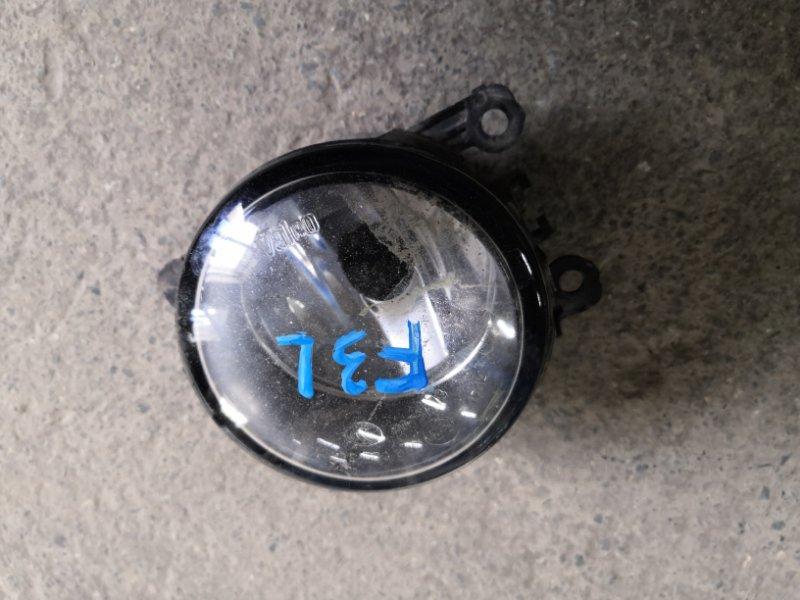 Фара противотуманная Ford Focus 3 CB8 XQDA 2011 передняя левая (б/у)