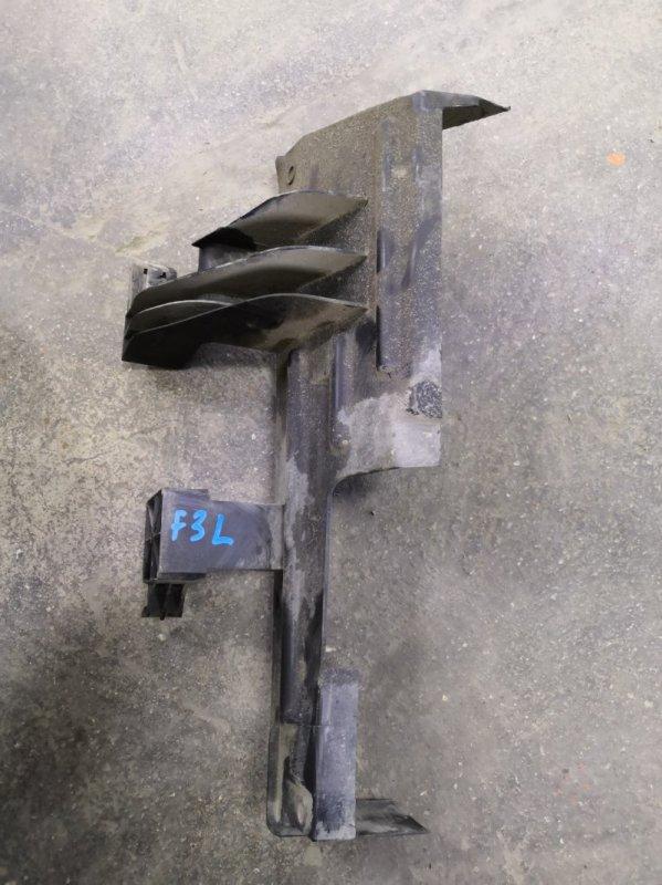Дефлектор радиатора Ford Focus 3 CB8 XQDA 2011 передний левый (б/у)