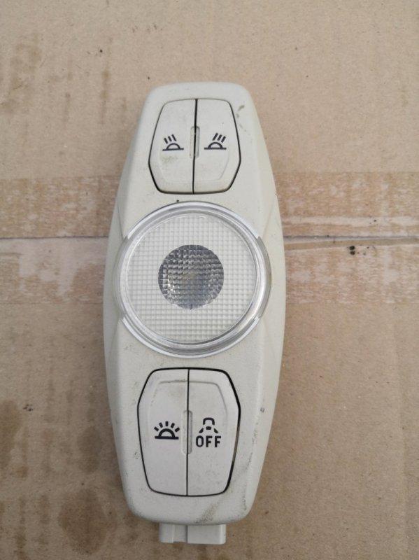 Плафон освещения салона Ford Focus 3 CB8 XQDA 2011 (б/у)