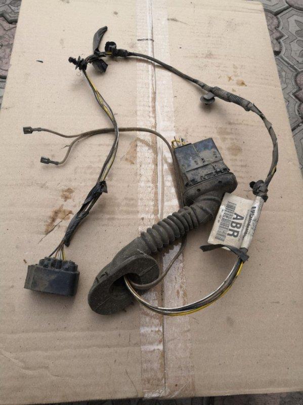 Проводка двери Ford Focus 2 MK2 2005 задняя левая (б/у)