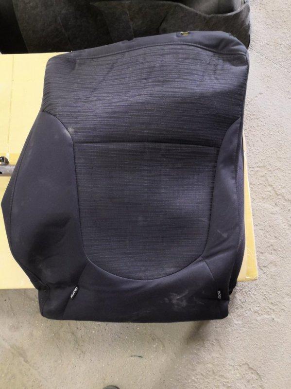 Чехол сиденья Hyundai Solaris RB G4FC 2011 задний (б/у)