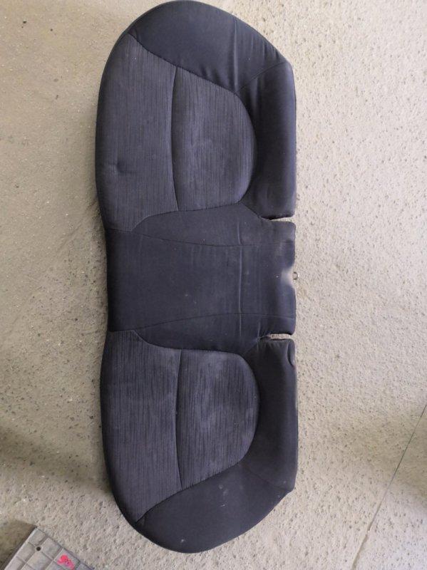 Сиденье Hyundai Solaris RB G4FC 2011 заднее (б/у)
