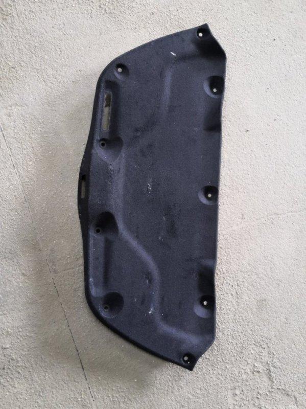 Обшивка багажника Hyundai Solaris RB G4FC 2011 задняя (б/у)