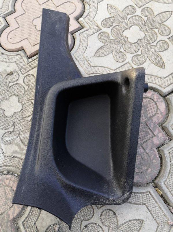 Накладка на порог Ford Focus 3 CB8 2010 задняя левая (б/у)