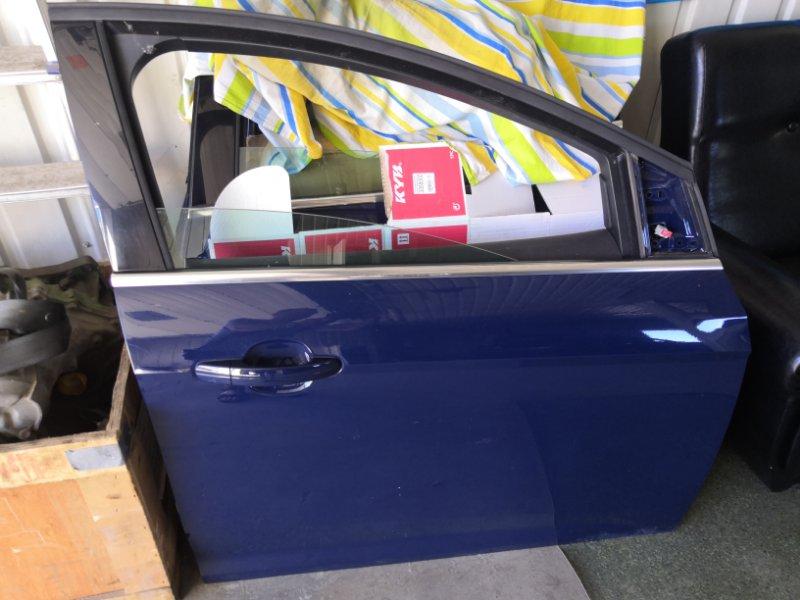 Дверь Ford Focus 3 CB8 IQDB 2010 передняя правая (б/у)