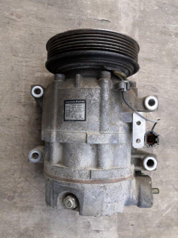 Компрессор кондиционера Nissan Primera P12 2000 (б/у)