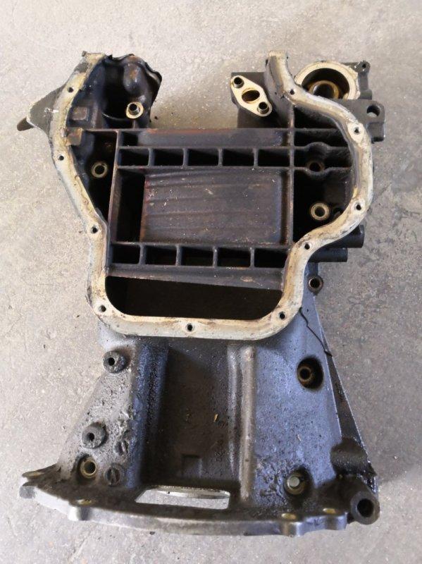 Поддон Nissan X-Trail T31 QR25 DE 2007 (б/у)