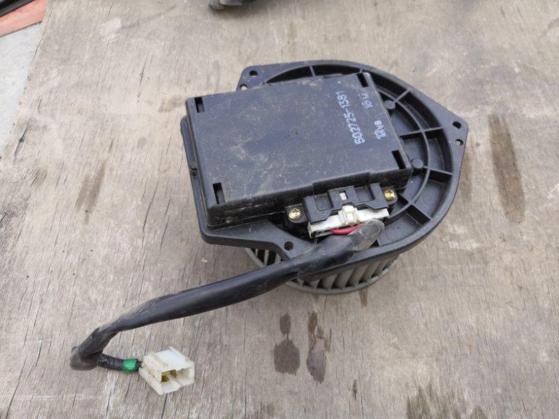 Мотор печки Nissan Wingroad Y11 QG15-DE 1999 (б/у)