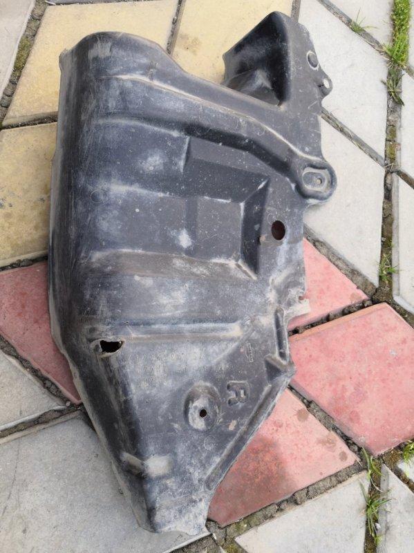 Защита двигателя Nissan Wingroad Y11 QG15-DE 1999 передняя правая (б/у)
